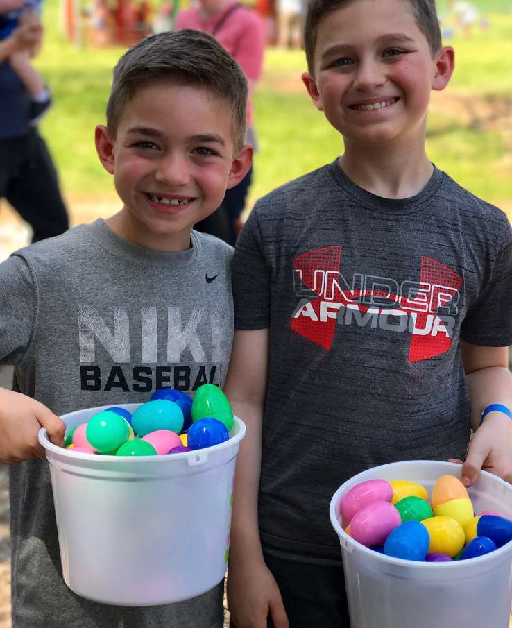 Spring Festival and Easter Egg Hunts near Nashville, TN