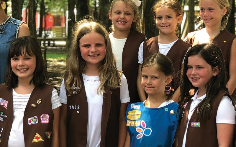 Middle TN Boy and Girl Scouts visit the corn maze and pumpkin patch! | Murfreesboro, Franklin and Nashville, TN