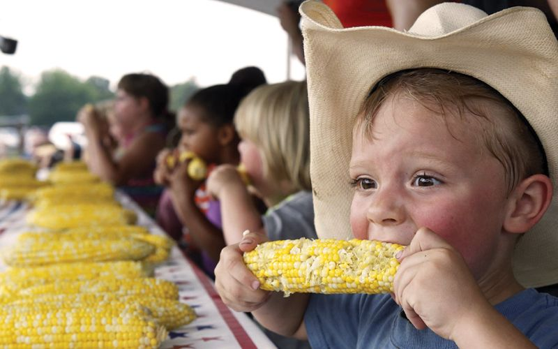 Nasvhille's sweetest summer event - Sweet Corn Fun Fest! | Murfreesboro, Franklin and Nashville, TN