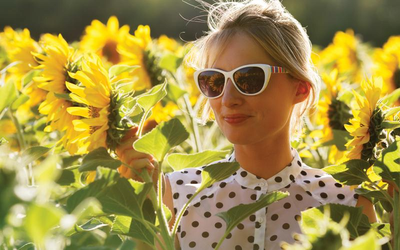 Nasvhille's happiest event - Middle Tennessee Sunflower Festival! | Murfreesboro, Franklin and Nashville, TN