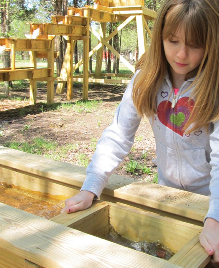 Educational programs for home school families and schools at Lucky Ladd Farms located near Nashville TN